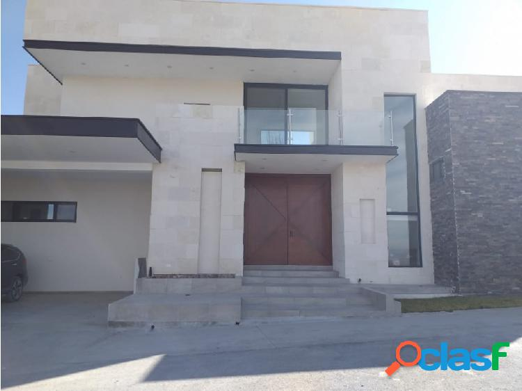 Residencia en venta fracc. san isidro de las palomas arteaga coahuila