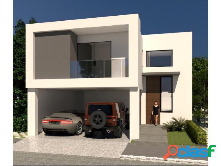 Casa en venta zona carretera, el álamo santiago nl