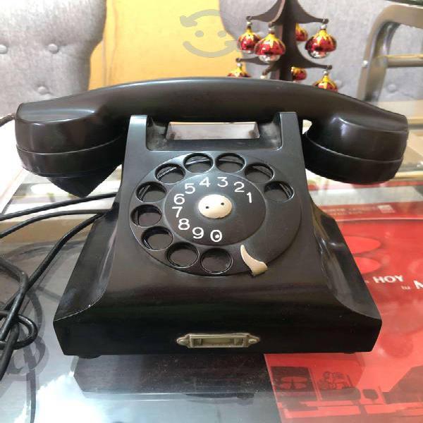 Antiguo telefono modular plancha y.. mas