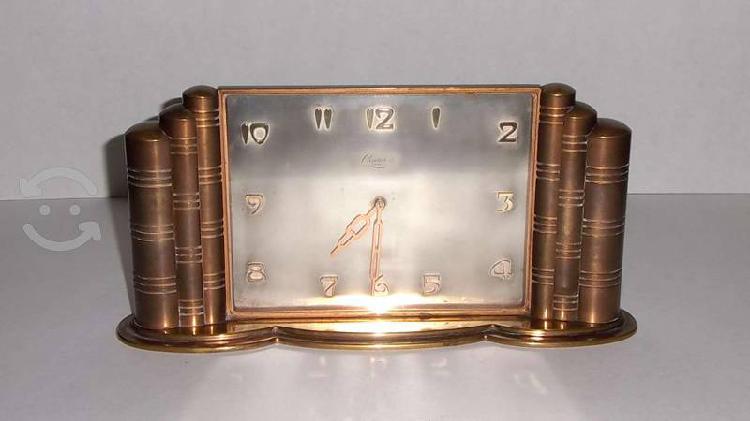 Antiguo reloj suizo rosemont art déco de los 40s