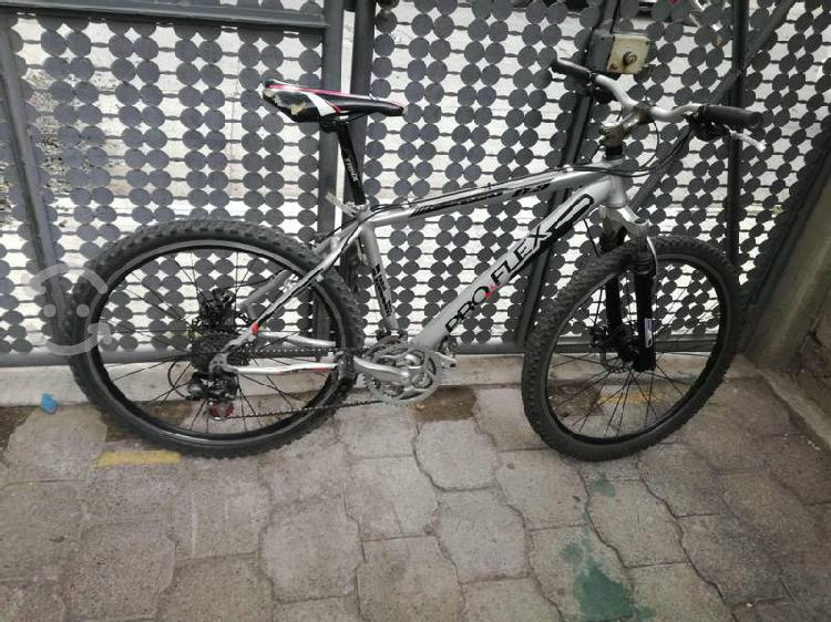 Bicicleta rd26 proflex de aluminio