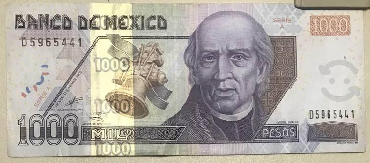 Billetes de colección