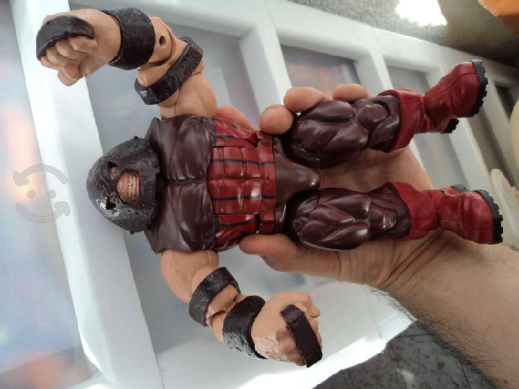 Juggernaut marvel legends baf