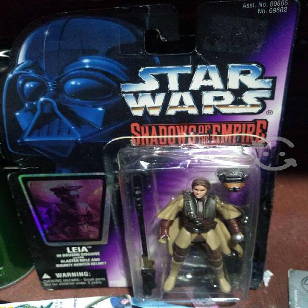 Leia boushh - shadows of the empire - kenner