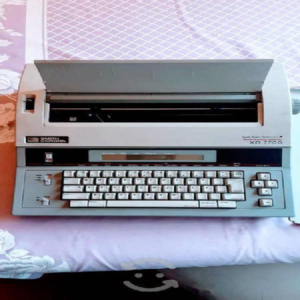 Maquina de escribir smith corona