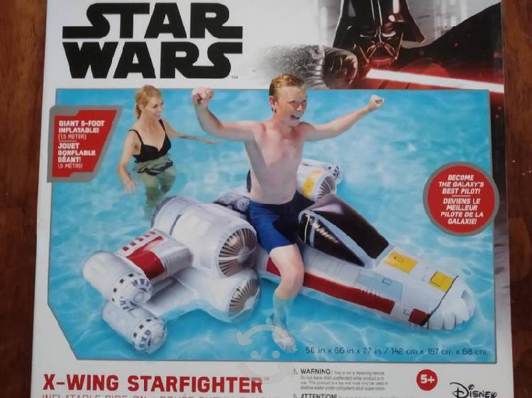 Nuevo flotador inflable star wars