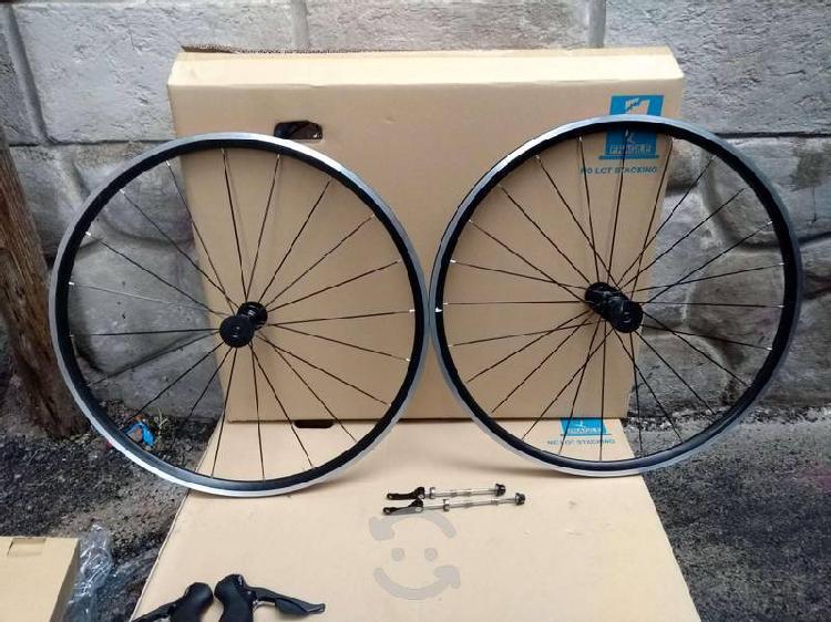 Rines para bicicleta de ruta