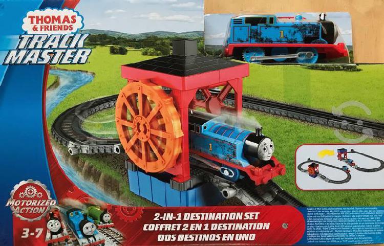 Thomas and friends track master pista dos destinos