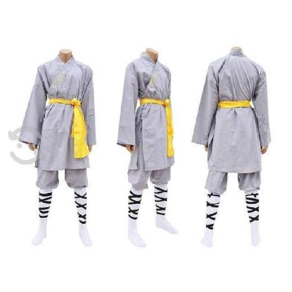 Uniformes de kung fu shaoiln