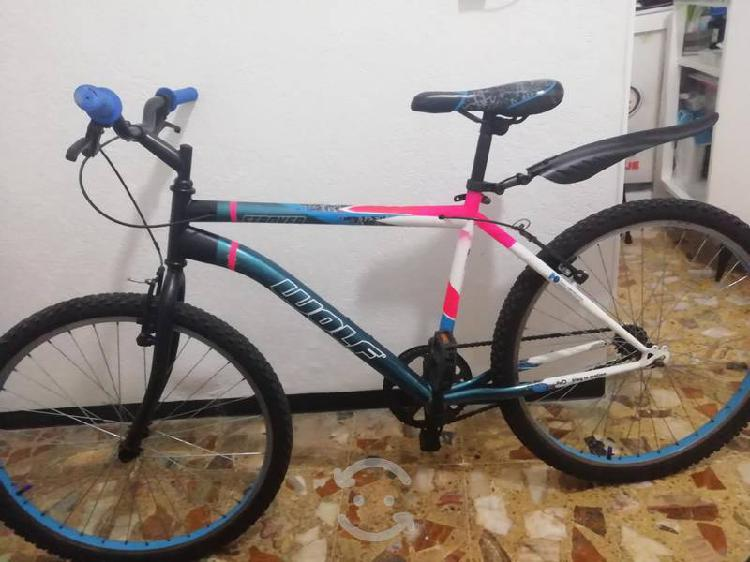 Bicicleta benotto wolf 26