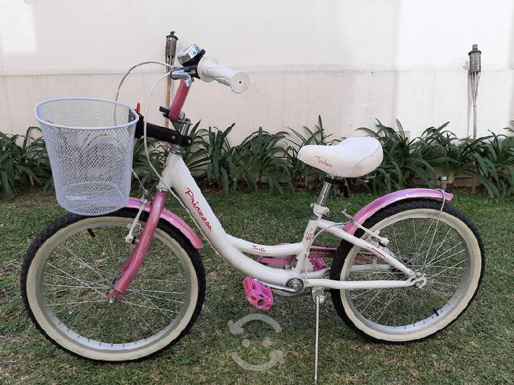 Bicicleta niña princess turbo