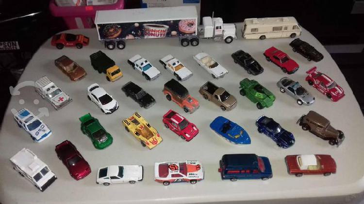 Coleccion de carritos de los 70s 80s y 90s