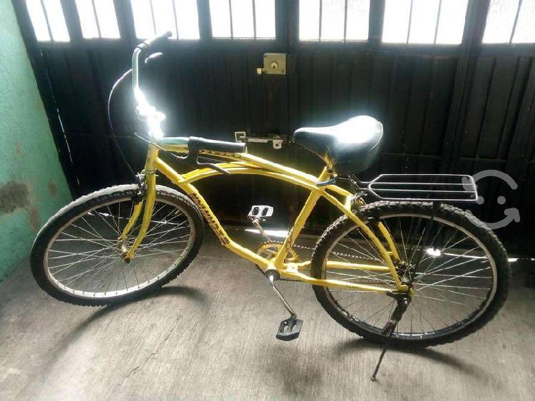Llego la bici r26 para el regalo de navidad