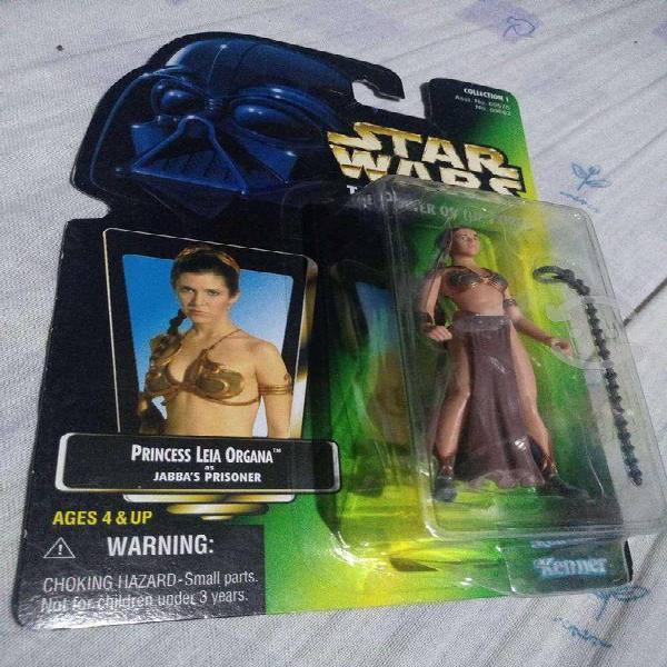 Star wars princess leia organa prisionera de jabba