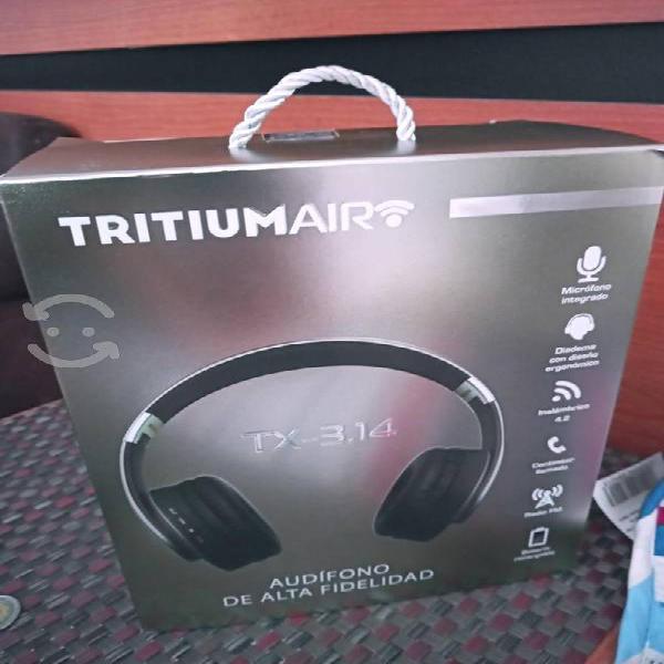 Audifonos bluetooth titium air