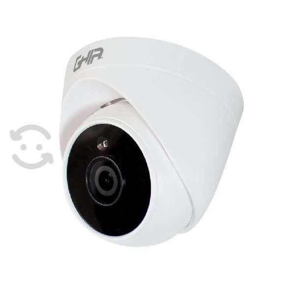 Camara domo 1080p 2mp lente 2.8mm 25mts interior n