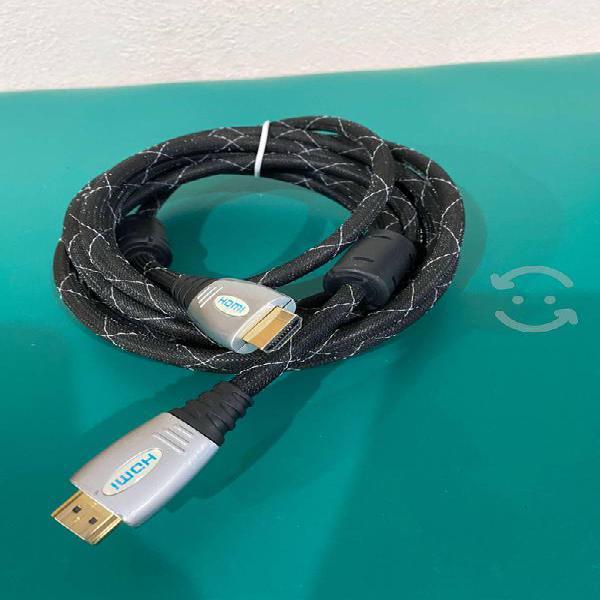 Cable hdmi a hdmi