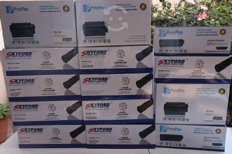 Cartucho impresora laser brother tn3380/tm750
