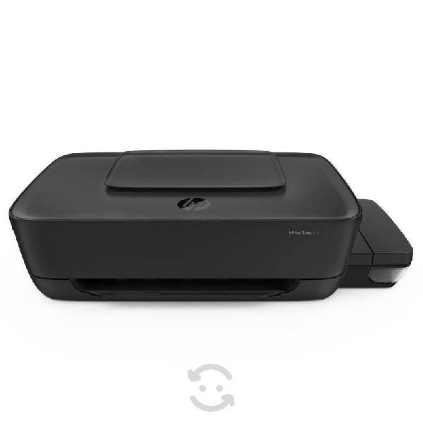 Impresora hp ink tank s
