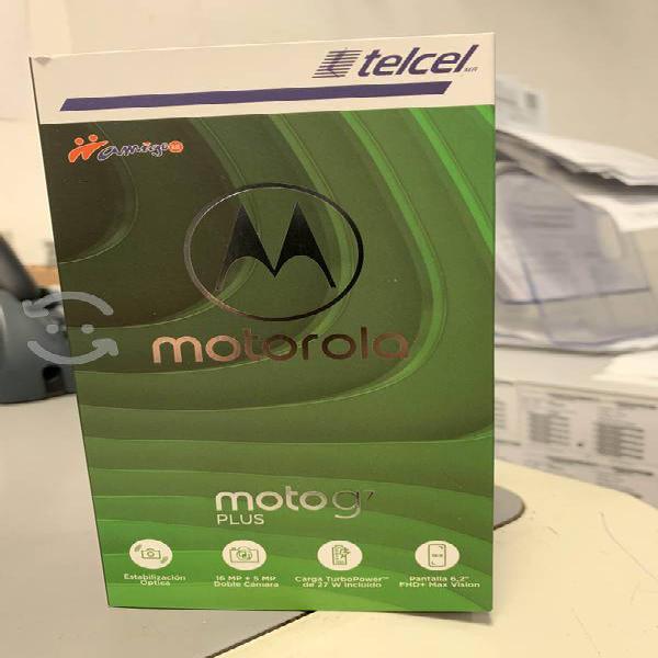 Motorola g7 plus nuevo