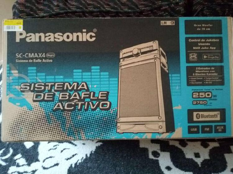 Panasonic sc-cmax4