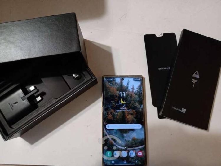 Samsung galaxy note 10+ dual sim aura glow