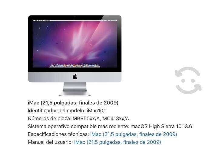 Imac 10.1 intel core 2 duo