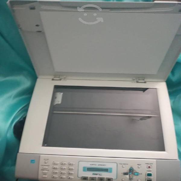 Impresora, fax, scaner brother