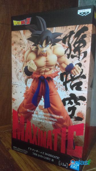 Figura Dragon Ball Z Goku (Maximatic) 25 cm 2