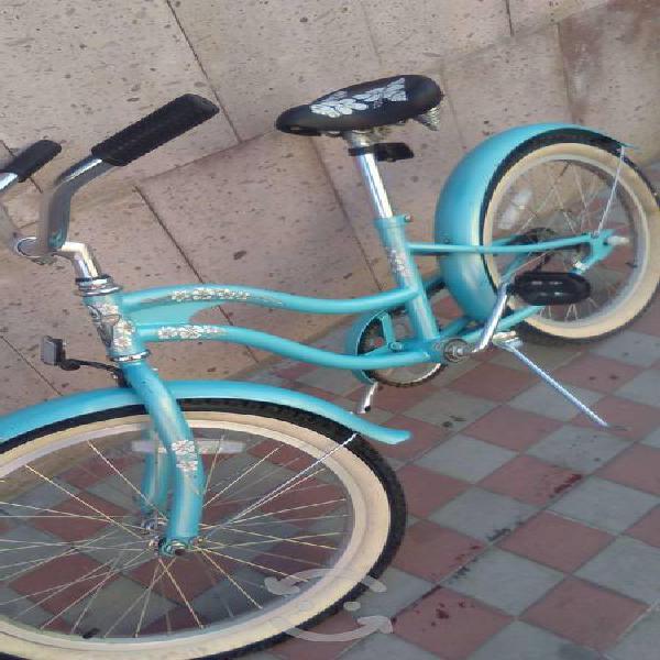 Bicicleta hawaii hermosa rodado 20