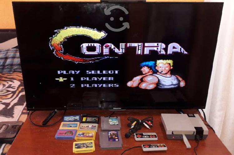 Consola entertainmet computer system con 10 juegos