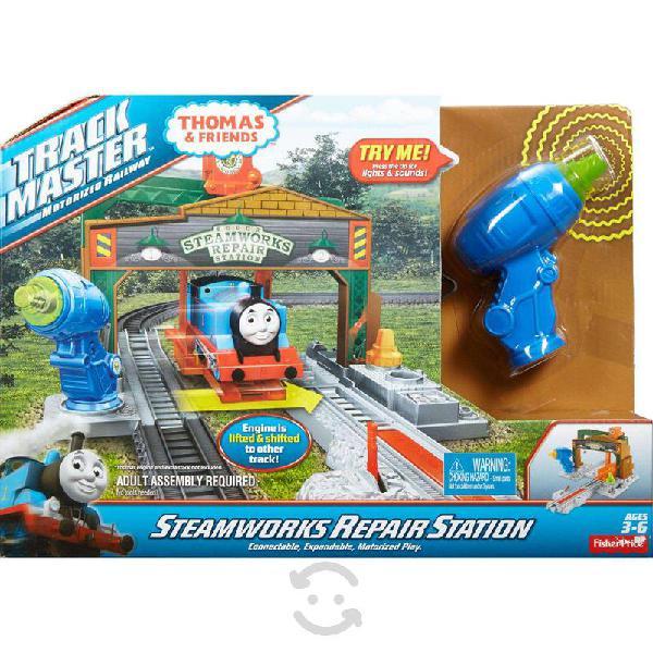 Fisher price thomas & friends trackmaster steamwor