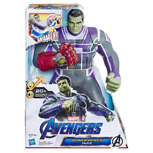 Hulk puño poderoso