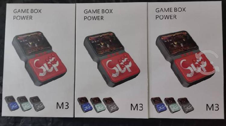 Mini consola portatil m3 sup 900 juegos
