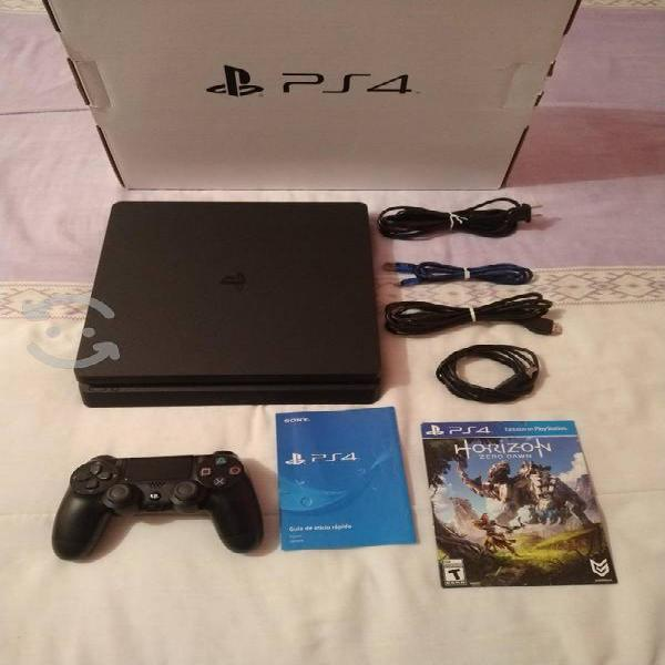 PS4 SLIM NUEVO 1TB, Más Juego