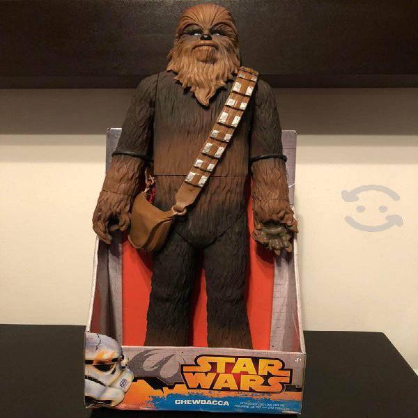 Star wars figura gigante de acción