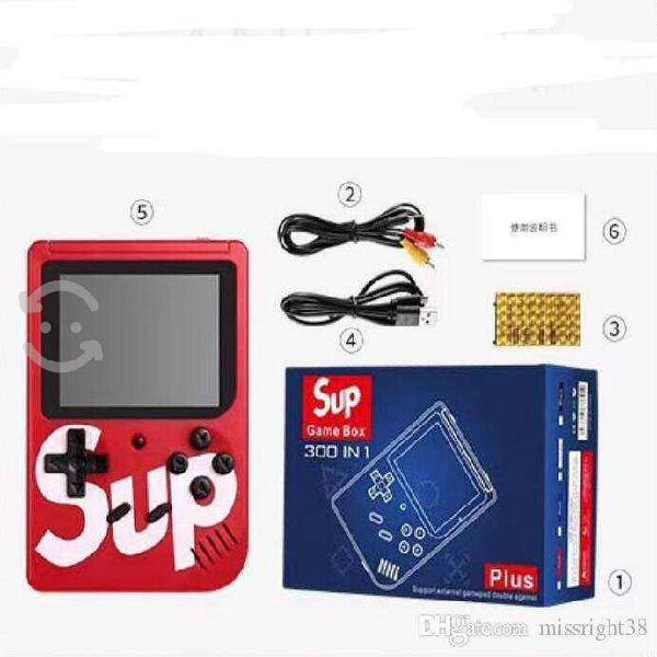 Sup game box (diferentes colores)