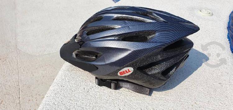 Casco profesional protector para ciclismo bell