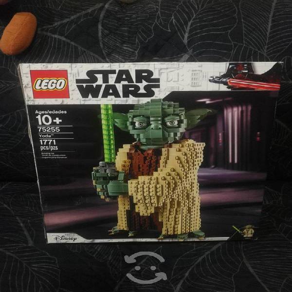 Lego de yoda (star wars)