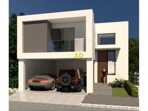 Casa en venta zona carretera, santiago nl
