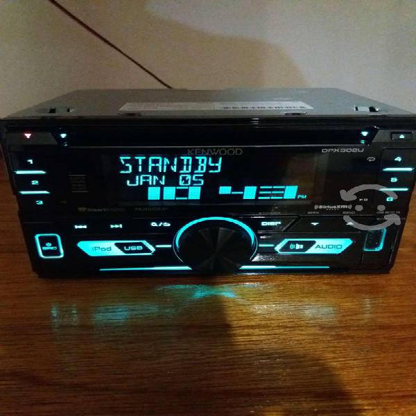 Autoestereo doble din
