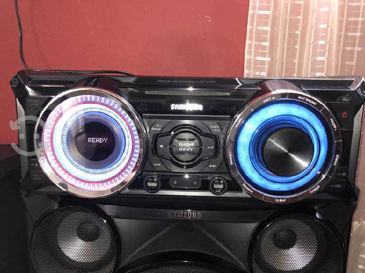Microcomponente giga sound beat samsung mx-fs8000