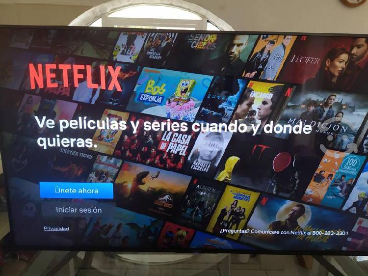 Pantalla sony smart tv android 55 pulgadas 4k
