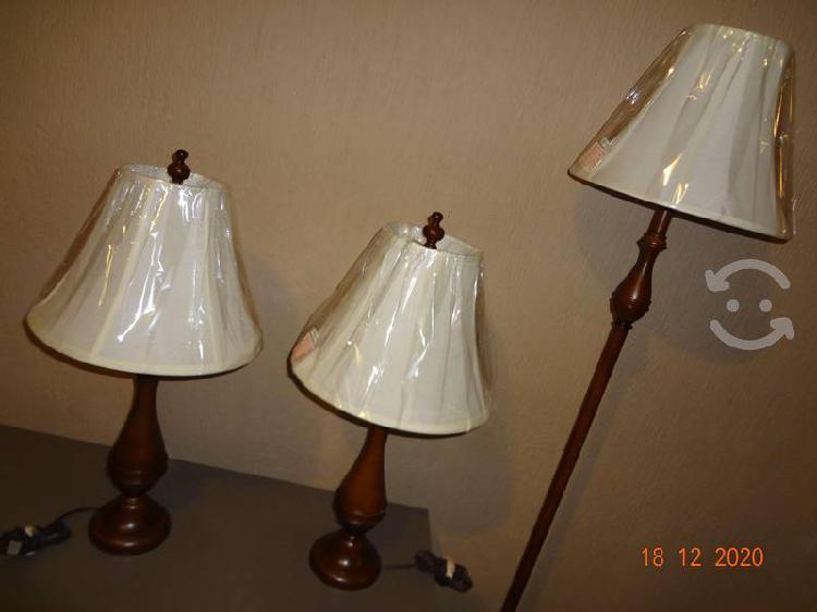 Set de lamparas nuevas