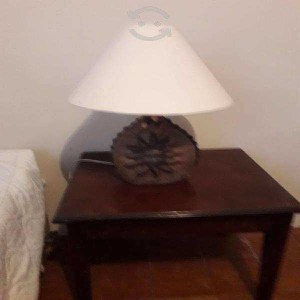 Se venden bonito set de lamparas de piel para buro