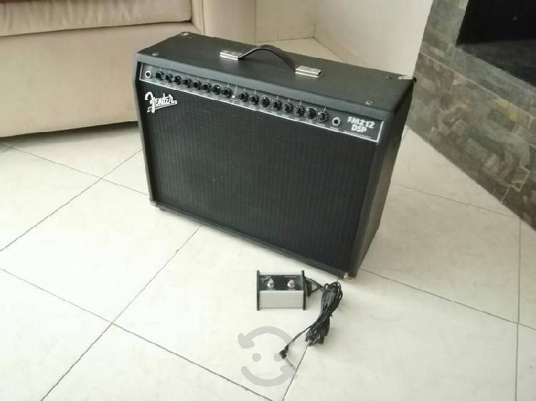 Amplificador para guitarra fender fm212 dsp