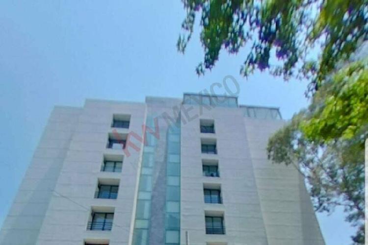 Departamento iluminado 6to piso 122 m2 3 rec 2 baños 2