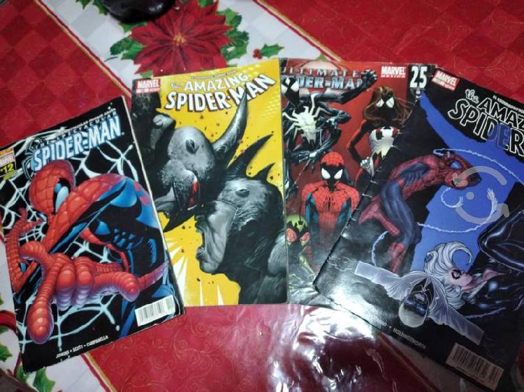 Marvel comics sorprendente spiderman.