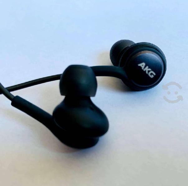 Samsung audífonos akg alambricos