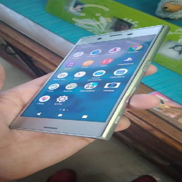 Sony xperia xz color plata buenas condiciones